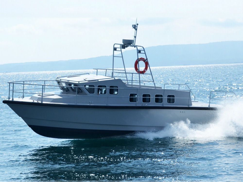 Bangladesh Navy & Coastguard Patrol Boats Equipped with TP Propellers & Sterngear