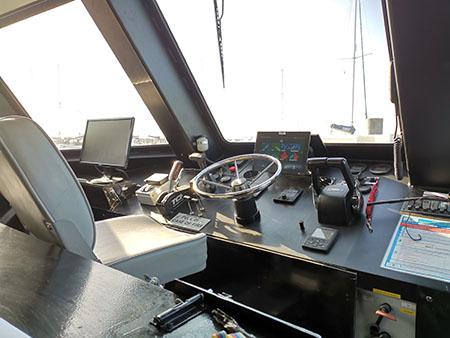 HRV1 interior