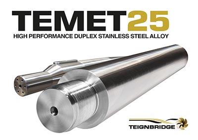 temet25 marine steel