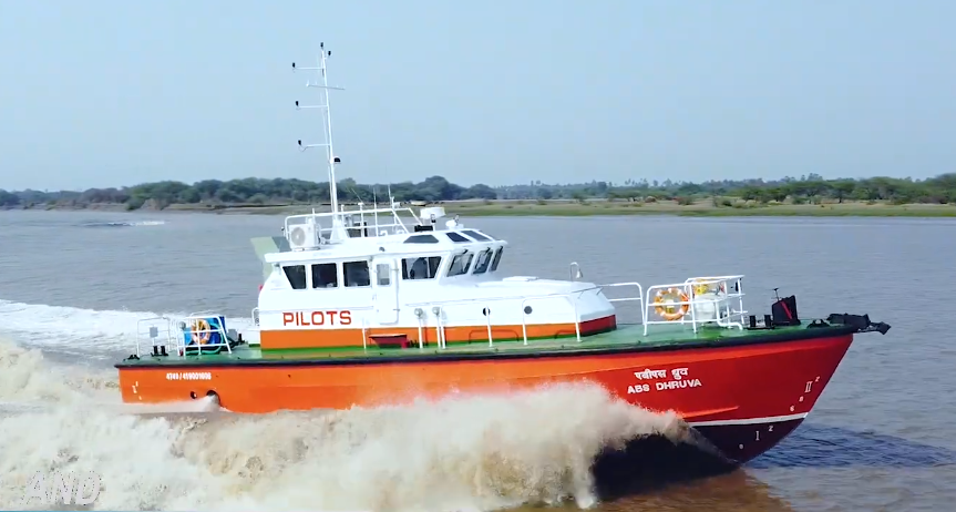 Teignbridge India PVT Ltd is proud to have supplied these two Wadia built 19m Pilot Boats.